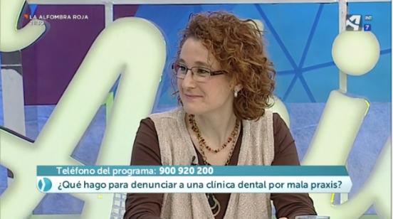 Isabel Palomino AFECADE