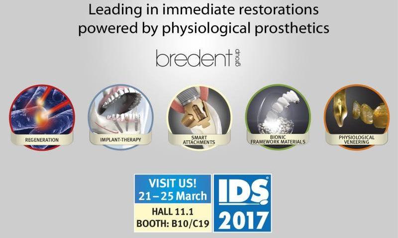 Bredent en IDS 2017