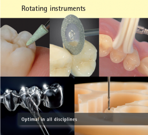 Instrumentos Rotatorios Bredent